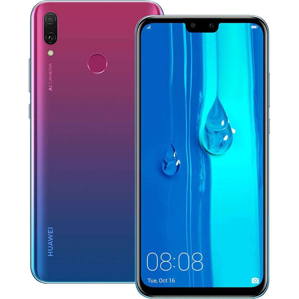 Y9 (2019)  Dual Sim 64GB LTE 4G Purple  4GB RAM