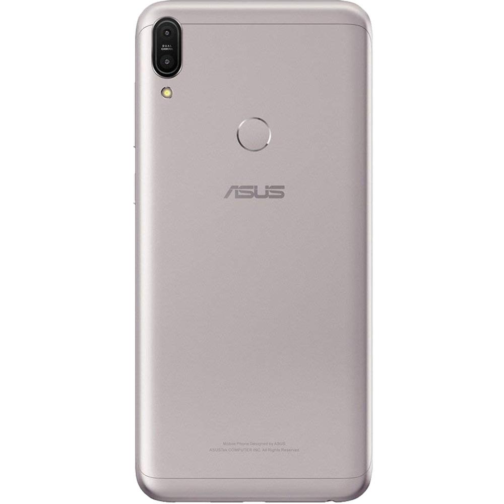 Zenfone Max PRO Dual Sim 64GB LTE 4G Silver 6GB RAM